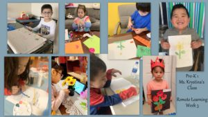 PreK 1 Collage Week 3
